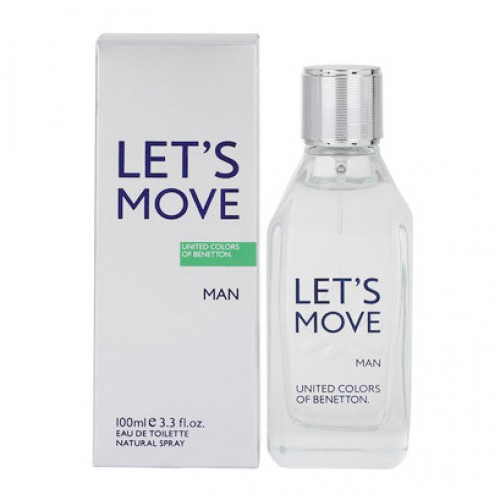 Benetton Let's Move