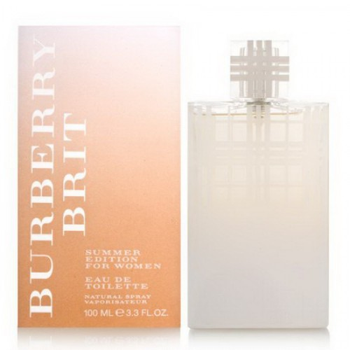Burberry Brit for Women Summer 2012
