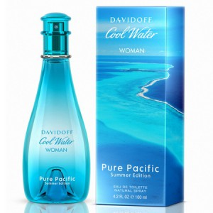 Davidoff Cool Water Pure Pacific for Women