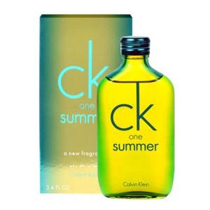 CK One Summer 2014