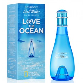 Davidoff Cool Water Love The Ocean for Her