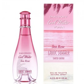Davidoff Cool Water Women Sea Rose Exotic Summer