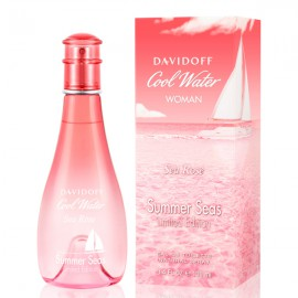 Davidoff Cool Water Sea Rose Summer Seas