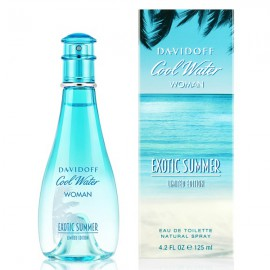 Davidoff Cool Water Women Exotic Summer