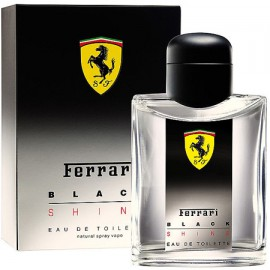 Ferrari Black Shine