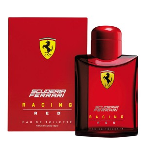 Scuderia Ferrari Racing Red