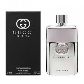 Gucci Guilty Platinum Edition Pour Homme
