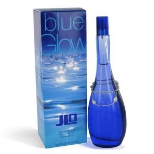 JLo Blue Glow