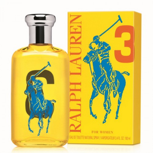 Ralph Lauren Big Pony 3 for Women