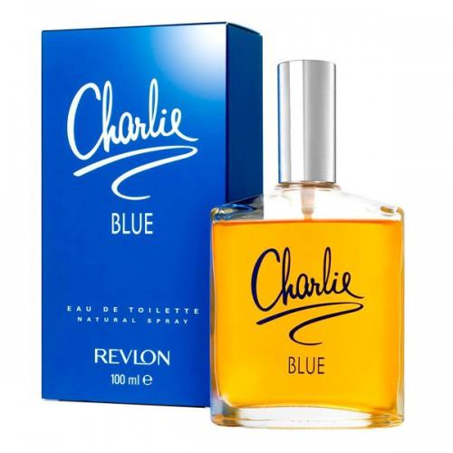 Revlon Charlie Blue Cologne Spray