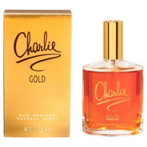 Revlon Charlie Gold Cologne Spray