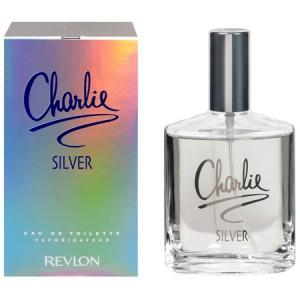 Revlon Charlie Silver Cologne Spray